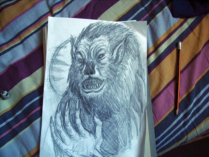 wolficrayon