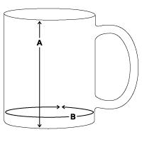 Contrasting Mug | BestSub B11TAA