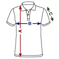 Men's Polo Shirt slim | Continental Clothing